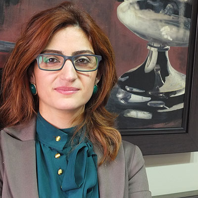 Lawyer in Lebanon: Reine S. Atallah - Lawyer and Legal Advisor